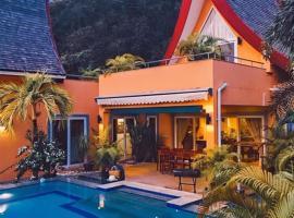 Pool Villa Mali, villa in Ko Chang