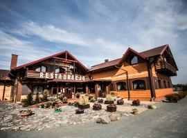 Hotel Trzy Podkowy***, hotel in Biskupiec