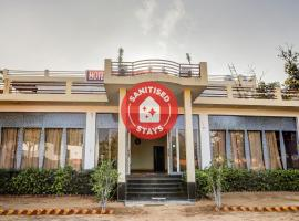 OYO 67598 Shree Shanti Palace, hotel in Pushkar