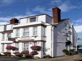 OYO Belvedere Guest House, hotel in Great Yarmouth