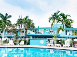 Bayside Inn and Marina, hotel in Treasure Island , St. Pete Beach