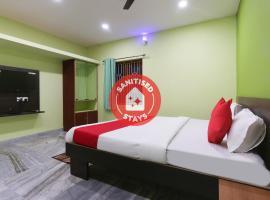 Vaccinated Staff- OYO 45958 New Castle Inn, hotel in Bhubaneshwar
