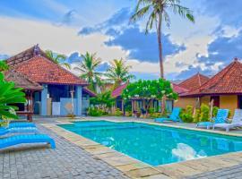 OYO 1871 Surfers Inn Lombok, hotel in Kuta Lombok
