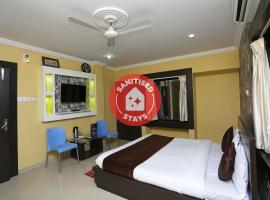 OYO 3676 Hotel Sai Sandpiper, hotel in Puri