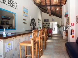 Pousada Porto das Barcas, guest house in Parnaíba