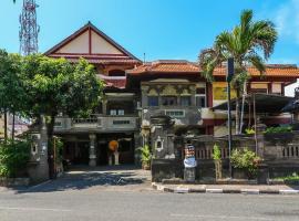 SPOT ON 1927 Hotel Candra Adigraha, hotel in Denpasar