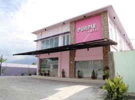 OYO 1138 Purple Hotel, отель в городе Палу