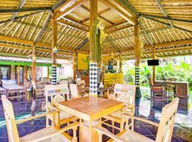 OYO 3483 Borobudur Cottage, family hotel in Magelang