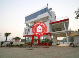 OYO 23416 Maharaja Hotel, hotel near Lal Bahadur Shastri International Airport - VNS, Pura Raghunāth
