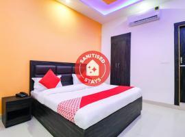 OYO 69502 Hotel Haryana, hotel in Faridabad