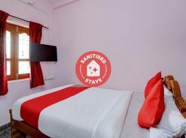 OYO 70986 Abi Plaza, hotel in Dharmapuri