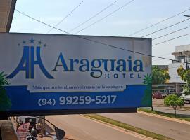 Araguaia hotel, hotel in Redenção