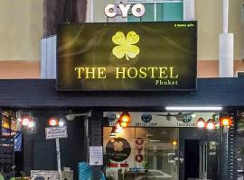OYO 529 The Hostel Phuket, hotel in Patong Beach