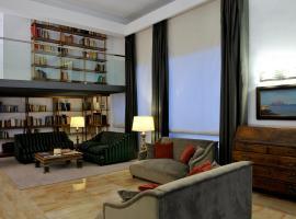 Hotel Principe Di Villafranca, Hotel in Palermo