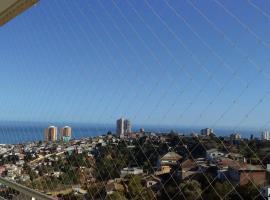 bahía valparaíso, apartamento en Valparaíso