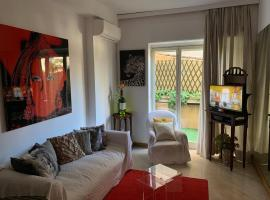 Next to train station monaco and 6min from casino place, hotel near Oceanographic Museum of Monaco, Monte Carlo