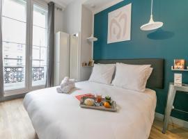 Apartments WS Louvre - Richelieu, hotel in Paris