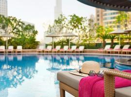 Shangri-La Hotel, Dubai, hôtel à Dubaï