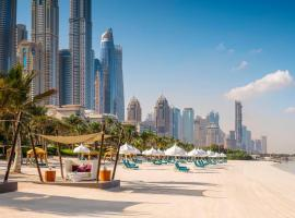One&Only Royal Mirage Resort Dubai at Jumeirah Beach, hotel near Jumeirah Palm Tram Station, Dubai