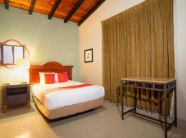 OYO Hotel Hacienda Don Luis, hotel in Rosarito