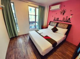 Great2Stay, guest house in Malacca
