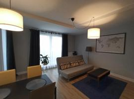 Sun Apartment Katowice – apartament w mieście Katowice