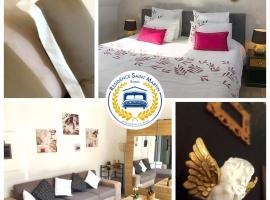 Residence St-Martin, hotel near Jean Stablinski Indoor Velodrome, Roubaix