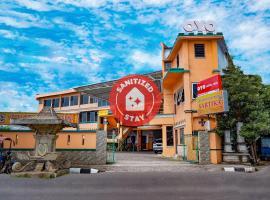 OYO 2855 Sartika Hotel Pati, hotel in Pati