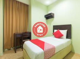 OYO 1102 Amani Hotel, hotel near IOI City Mall, Kampong Sungai Ramal Dalam