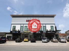 OYO 89678 Ady Hotel, hotel in Kuala Terengganu