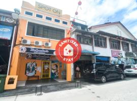 SPOT ON 89886 Backpacker's Stay Services, hotel in Kuching
