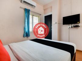 CAPITAL O 69589 2D Residency, hotel near Coimbatore International Airport - CJB, Irugūr
