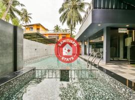 Capital O 22952 Accovah Lawande Beach Resort, hotel en Candolim
