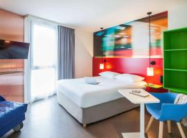 Ibis Styles Mulhouse Centre Gare, hotel in Mulhouse