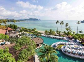 Pullman Phuket Panwa Beach Resort, отель в Панве