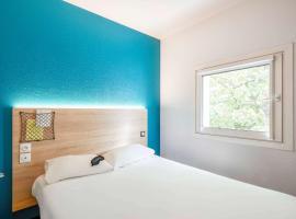 hotelF1 Mulhouse Centre Ouest, hôtel à Mulhouse