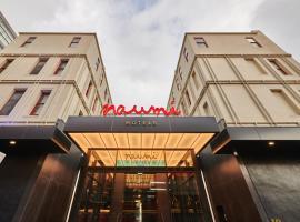 Naumi Studio Wellington, hotel in Wellington