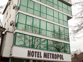 Hotel Metropol, hotel in Piteşti
