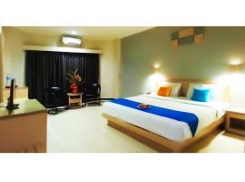 Merpati Hotel, hotel near Supadio Airport - PNK, Pontianak