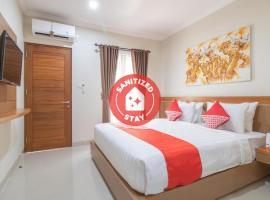 OYO 3018 Vin Stay, hotel near Udayana University, Sanur