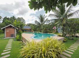 OYO 75339 Full Frame Resort, hotel in Kanchanaburi City
