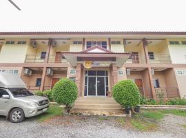 OYO 75351 Na Jinthanakan, hotel in Kanchanaburi