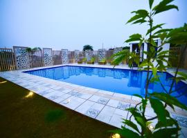 EKO STAY- CHERRY WOOD VILLA, self catering accommodation in Igatpuri