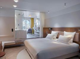 Hôtel du Sentier, hotel near Temple Metro Station, Paris