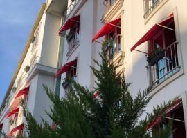 Riva Reşatbey Luxury Hotel, hotel in Adana