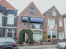 B&B de Zandtaart, budget hotel in Egmond aan Zee