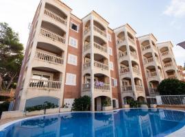 Apartamentos Quijote Park, hotel en Cala Ratjada