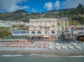 Taverna Del Capitano, hotell i Massa Lubrense