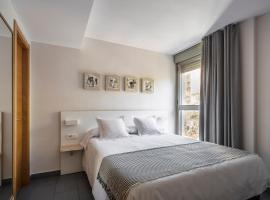 Mon Suites Carmen, hotel in Valencia