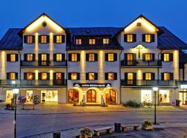 Hotel Wittelsbach Oberammergau, hotel in Oberammergau